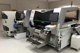 环球仪器培训中心配置新设备